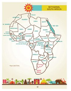 Draw Africa, Page 52, by Kristin J. Draeger
