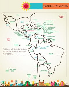 Draw Mexico, Central and South America, Page 69, by Kristin J. Draeger