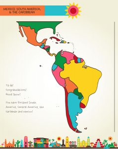 Draw Mexico, Central and South America, Page 70, by Kristin J. Draeger