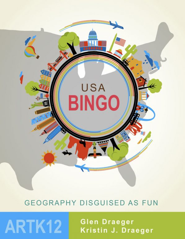 USA Bingo Cover