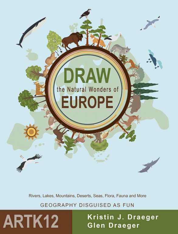 Draw the Natural Wonders of Europe